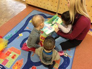 Vorlesen mit Kindern